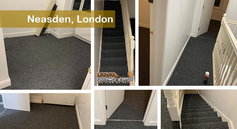 Carpet flooring Neasden-London-UK