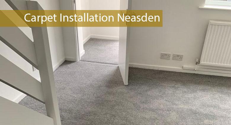 Carpet Installation in Neasden